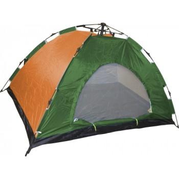 Автоматична палатка за двама души - еднослойна, саморазгъваща се